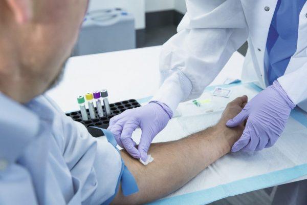 consultation & bloods