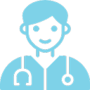 Doctor and nurse consultation